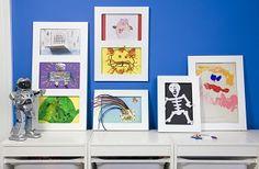 Articulate Gallery dubbel wissellijst | NieuweKinderKamer voor de leukste kinderkamers