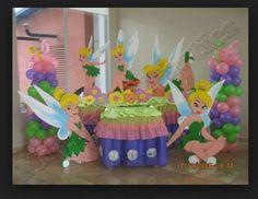 Tinkerbell decor ♡♡