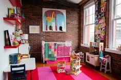10 ideas para decorar paredes de cuartos infantiles