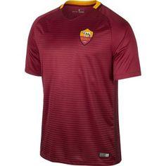 Roma Home 16-17 Cheap Replica Shirt [F777]