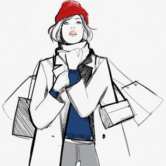 How to dress for the entire day / Garance Doré