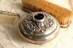 victorian hat pin holders | Hair Receiver