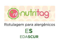 Eda Scur - Rotulagem para alergênicos.