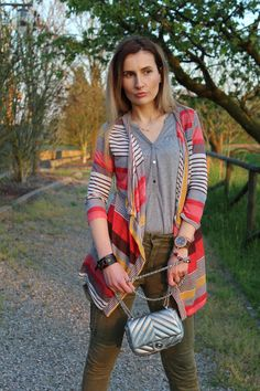 Trench Collection by Sonia Verardo: SPRING OOTD: CARGO PANTS