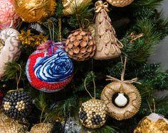 Ozdoby choinkowe robione ręcznie, rękodzieło, Christmas  https://www.facebook.com/pages/Ozdoby-choinkowe-Ewelina-Hockuba/432820303453933