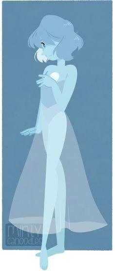 Perla azul de mintycanoodles