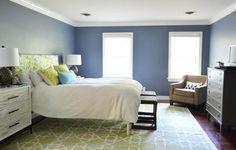 El cambio de look de un dormitorio gracias a pequeños detalles
