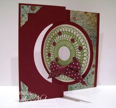 Sizzix: Die Cutting Inspiration and Tips: Merry Christmas Card