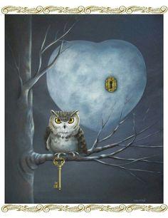 Key owl
