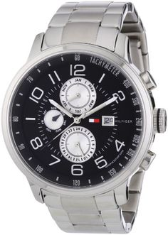 Men's Wrist Watches - Tommy Hilfiger Mens Watch Ref 1790860 *** Want additional info? Click on the image.
