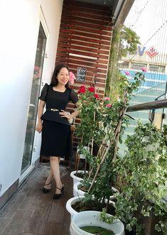 "Платье ""Great combination"" / Binh Ngo / 15.07.2020 / Фотофорум на BurdaStyle.ru"