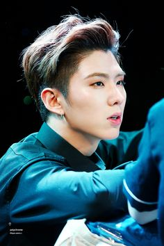Kihyun has such strong features