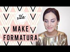 Make formatura - TV Beauté   Vic Ceridono - YouTube
