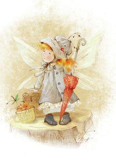 Kate Babok - Migration Fairy копия