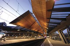 Bijlmer ArenA Station – Projects – Grimshaw Architects