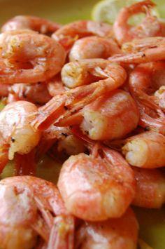 Simple Recipes - Sauteed Shrimp recipe