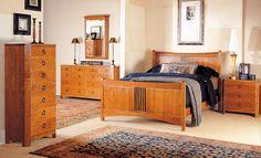 Stickley 21st Century Bed #bedroom
