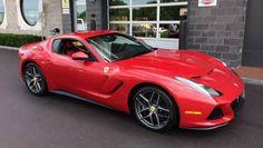 Ferrari SP America, ¿en qué se parecen un F12 y un 250 GTO? - http://www.actualidadmotor.com/2014/06/29/ferrari-sp-america-en-que-se-parecen-un-f12-y-250-gto/