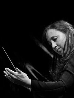 Joana Carneiro,conductor of the Gulbenkian Orchestra.
