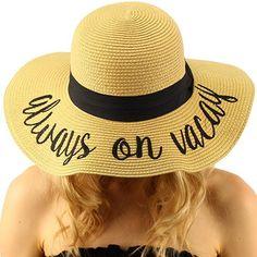 388 mejores imágenes de Summer hats  ebc3a9bbdfd
