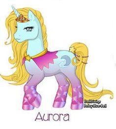 My Little Pony: Aurora by Morgwaine
