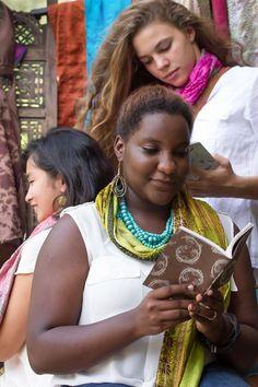 Garden Paisley Handmade Paper Diary – Village Artisan Textile Industry In India, Handmade Journals, Paisley, Artisan, Paper, Garden, People, Beauty, Garten