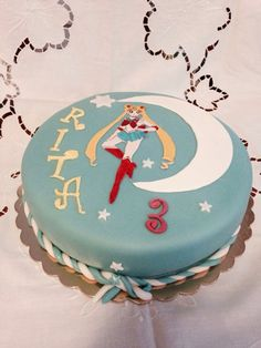 Torta sailormoon
