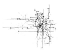 Interesting Find A Career In Architecture Ideas. Admirable Find A Career In Architecture Ideas. Architecture Mapping, Architecture Concept Drawings, Architecture Design, Bamboo Architecture, Graphic Score, Concept Diagram, Hand Sketch, Photoshop, Art Graphique
