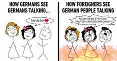 Weil es ja nicht so schön klingt, wenn du es nicht verstehst. | 23 Beweise, dass die deutsche Sprache nur erfunden wurde, um die Menschheit zu verwirren