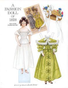 Brenda Sneathen Mattox Paper dolls - edprint2000paperdolls - Picasa Web Albums
