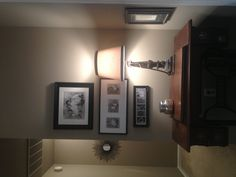 Sherwin Williams Stone Lion. #7507.  A stony taupe color....not too much gray.  Great neutral.