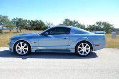 Windveil Blue Saleen 2005 Mustang Gt, Saleen Mustang, Blue Mustang, Mustang Bullitt, Shelby Mustang, Mustang Fastback, Shelby Gt500, Mustang Cars, Ford Mustang