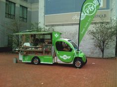 Electric food car
