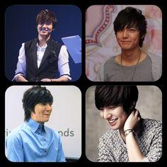 Lee Min Ho - ooooooooooh, my, my, me, me....delicious dimples.  ♥ me those dimples...Haaaaaaaaaaaaaa!!!!  Dimple overload.