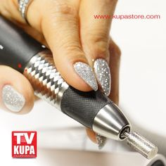 Kupa ManiPro Passport hand piece! Efile on the go with our portable  passport! www.kupainc.com