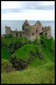 North Ireland Abandoned by elementalist.deviantart.com on @deviantART
