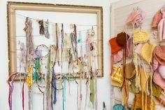 Inside Real Studios: Sarah Costa Photography | Design Aglow | Storage