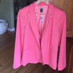 free hug Jackets & Coats - Women's Nordstrom Rack Coral Blazer