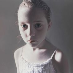 "Gottfried Helnwein  ""Crop of ""The Murmur of the Innocents 13"", 2009, mixed media (oil & acrylic on canvas), 220x340cm. #GottfriedHelnwein #Helnwein #art #painting #child…"""
