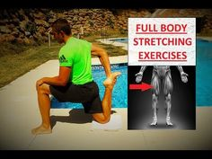 FULL BODY STRETCHING EXERCISES for flexibility - YouTube