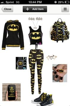 Cool Batman Stuff