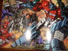 transformers manga | Transformers Manga page by KidDGrimlock