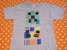 Minecraft tshirt design birthday party!