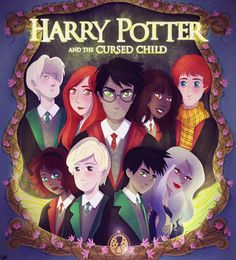 Finished the Harry Potter and the Cursed Child... - Sunny B. Yazdani