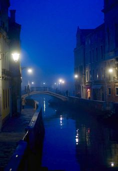 Venezia di Notte, Venezia