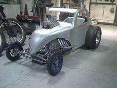 Cute pedal car or go kart...                              …