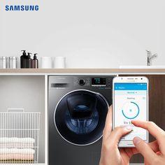 Problemas com sua máquina de lavar? Sem tempo para esperar uma assistência técnica? Está na hora de conhecer o Smart Washer. O aplicativo ajuda você a identificar qualquer possível anormalidade, suas possíveis causas e como resolver o problema. Assim, voc