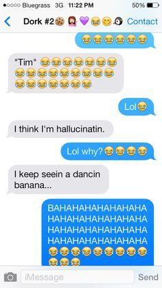 Love our conversations! @bugsystallins  #BestfriendTexts
