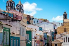 Salvador da Bahia has an energy and unadorned beauty that few cities can match. Once the magnificent capital of Portugal's great New World colony,...