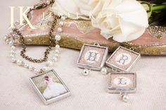 BRIDES! Do YOU need to find those bridesmaid gifts yet? Or your bridal jewelry for your big day? How about gifts for the Mother's of the bride and groom? Jewel Kade has BEAUTIFUL handmade (in Utah!) monogramed and custom photo charms, or stamped tags! (I offer brides a 10% DISCOUNT on any order 300.00+) View my website https://lgolish.jewelkade.com/Home